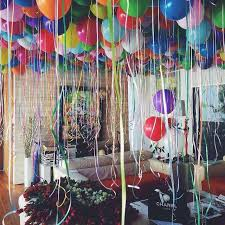 ideas to d cor the living room for birthday party interior