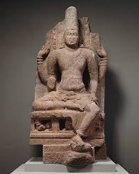 recognizing the gods  essay  heilbrunn timeline of art history  enthroned vishnu