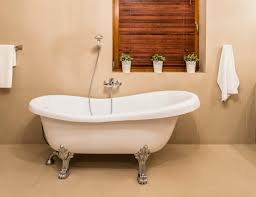 how to paint a bath tub white clawfoot tub