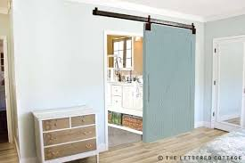 barn door diy shiplap handles bunnings hardware were building a the lettered cottage kitchen astonishing only