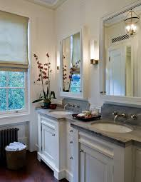 mirrored medicine cabinets with brooklyn heights bathroom ...