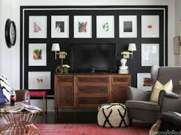 Living rooms tv Bedroom Tv Accessories That Help Disguise Your Flatscreen Living Room Design Tips The Spruce Tips For Where To Put Your Television