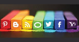 Resultado de imagen para redes sociales movil