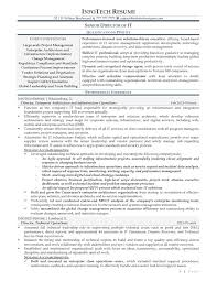 IT Resume Samples InfotechResume Adorable Resume Or Resume