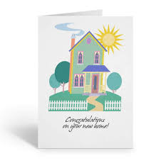 Congratulations Design Congratulations On Your New Home Card Pack 18 5x7 Cards Envelopes