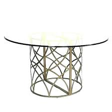 round metal dining table zinc top round table with wooden x base round metal dining table