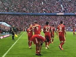 Бавария» обыграла «Вердер» и вновь увеличила отрыв от «Боруссии» в  Бундеслиге — ProstoProSport