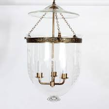 trendy bell jar pendant light from etched glass bell jar hurricane pendant light or lantern