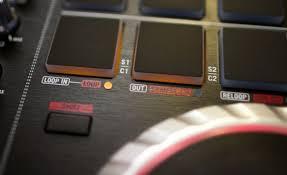 numark mixtrack pro ii dj controller review dj tech direct blog numark mixtrack pro ii pads zoom