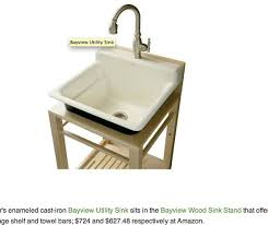 Bathroom Utility Sink Adorable Sink 48 Barn Bathroom Pinterest Sinks Barn Bathroom And