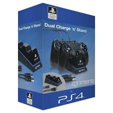 gaming chargers docking stations chargers tesco officially licensed dual charge n stand