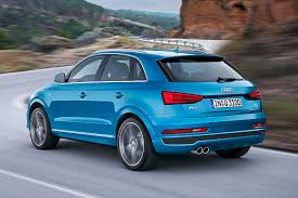 new car launches september 20132015 Audi Q3 facelift India launch date is June 18