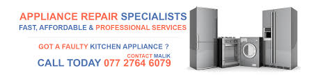 Kitchen Appliance Repairs Appliances4u Professional Appliances Repairs Service