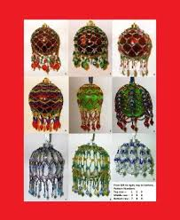 Beaded Christmas Ornaments Patterns Adorable You Choose 48 Victorian Inspired Beaded Christmas Ornament Patterns