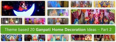 10 simple ganpati decoration ideas for your home part 2