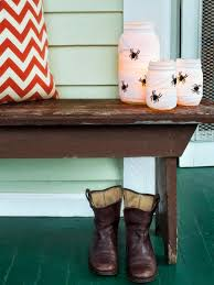 Halloween Front Porch Decorating Ideas | HGTV\u0027s Decorating ...