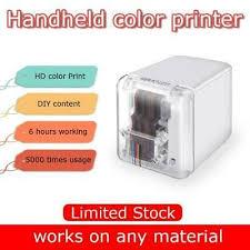 Handheld Printer <b>Mbrush Portable Mobile</b> Color Mini USB ios ...