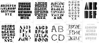 Letters In Design Ferros Letters Design Observer