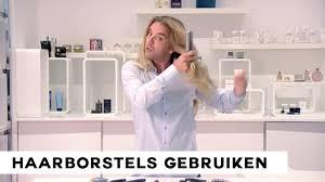 Tips Tegen Pluizig Haar Haarborstels Tom Sebastian