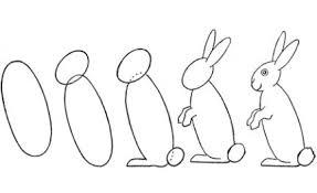 Disegni Per Bambini Imparare A Disegnare Un Coniglietto