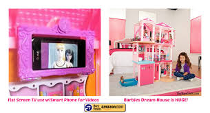 barbie dream house 3 story and elevator 8