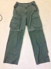 Boy Scout Switchback Pants Size Chart Boys Convertible Pants In Scouting Uniforms For Sale Ebay