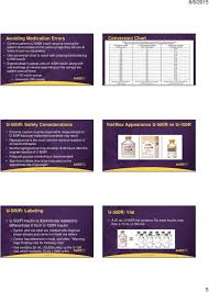 U500 Insulin Conversion Chart 8 6 2015 Diabetes Educator Needed Transitioning Inpatient