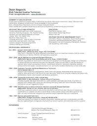 Resume Objective Samples Beauteous Resume Templates Objectives Resume Templates Objectives Welding