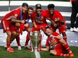 ПСЖ» — «Бавария», финал Лиги чемпионов, 23 августа 2020, текстовая  трансляция - Чемпионат