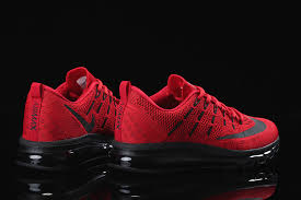 nike running shoes 2016 red. nike air max 2016 flyknit red black running shoes e