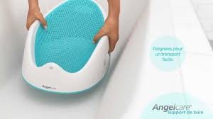 Angelcare Bath Support - YouTube