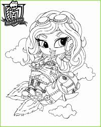 baby coloring pages great free printable monster high coloring pages for kids