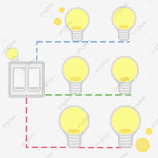 Bulb Chart Yellow Light Bulb Chart Illustration Yellow Chart Light