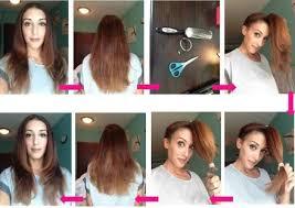 كيفية قص الشعر اجمل طرق قص الشعرالرائعه صباح الورد