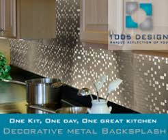 The New 1005 Design Backsplash Kit to be Exhibited at the 2012 Remodeling  Show in Baltimore