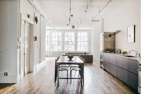 Industrial Nolita Apartment Renovation - Industrial apartment
