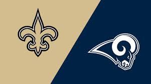 La Rams Te Depth Chart New Orleans Saints At Los Angeles Rams Matchup Preview 9 15