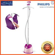 Bảo hành chính hãng - Bàn ủi cây hơi nước đứng Philips GC514