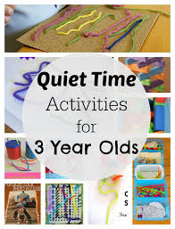 simple quiet time activities for 3 year olds these quiet time bo are so easy