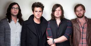 KINGS OF LEON booking - Alternative Rock Music Artists - Corporate ...