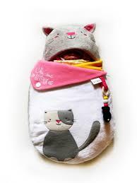 <b>Спальный мешок для новорожденных</b> Дом жирафа КН058-2 ...