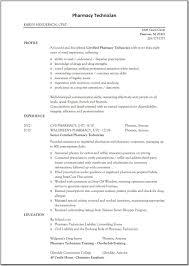 Healthcare Medical Resume 69 Pharmacy Technician Resume Pharmacist