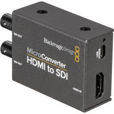 Blackmagic Design Convcmic Sh Wpsu Blackmagic Design Micro Converter Hdmi To Sdi