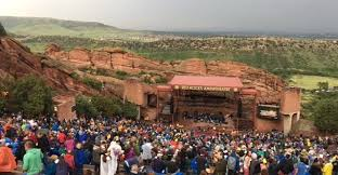 Image result for images of red rocks amphitheatre