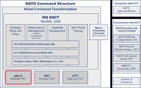 Comoptevfor Org Chart Hq Sact
