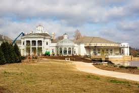 huntsville botanical garden new visitor center