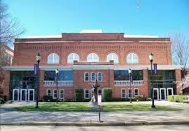 Twichell Auditorium Seating Chart Box Office Venues Spartanburg Philharmonic