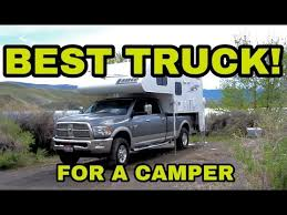 Pickup Truck Campers... Which Pickup to buy - YouTube