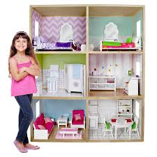 My Girl s Dollhouse Modern Style Wicked Cool Toys