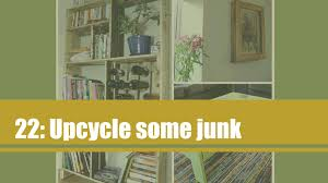 furniture upcycle ideas. Upcycle Some Junk: Ideas For Upcycled Furniture Including A Pallet Bookshelf - YouTube S